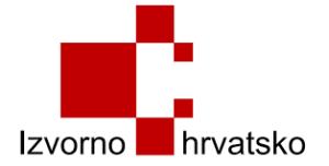 Izvorno hrvatsko